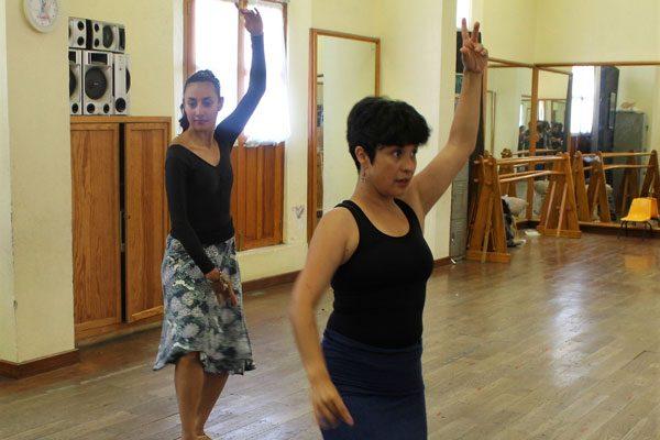 Concluye curso de técnica para  baile flamenco