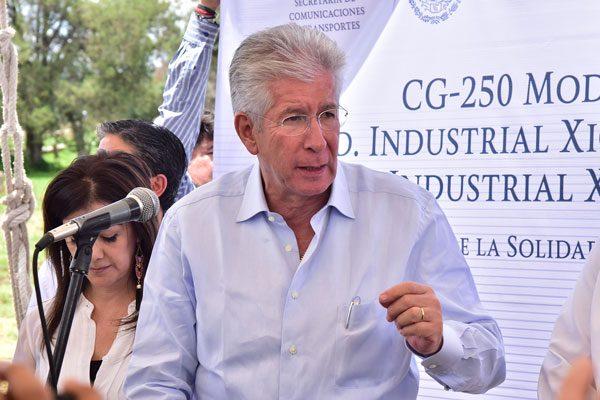"""Valora la SCT el proyecto """"Libramiento Calpulalpan"""""""