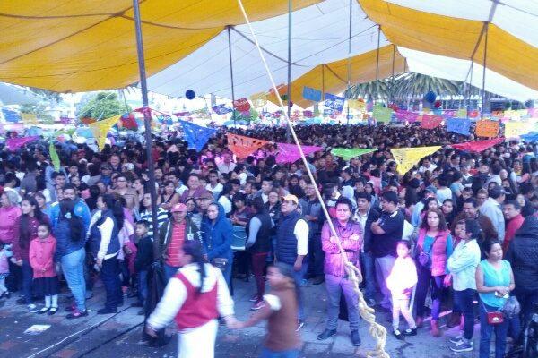 Inicia Feria de Amaxac con pie izquierdo; fracasa Festival del Taco