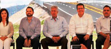 Mejores carreteras ayudan al movimiento productivo