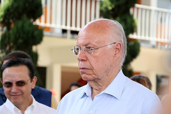El Secretario de Salud, José Narro Robles dijo, durante su visita a la entidad, que es preocupante el incremento de enfermedades renales en pacientes de edad temprana. /Héctor LORENZO