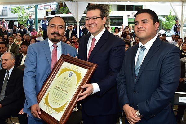 Destacan trayectoria de Marcos Núñez George en tecnología y cómputo