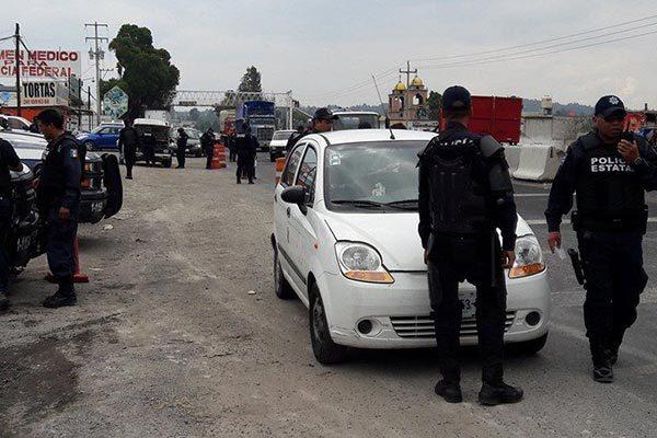 La CES hace operativos en carreteras de Tlaxcala