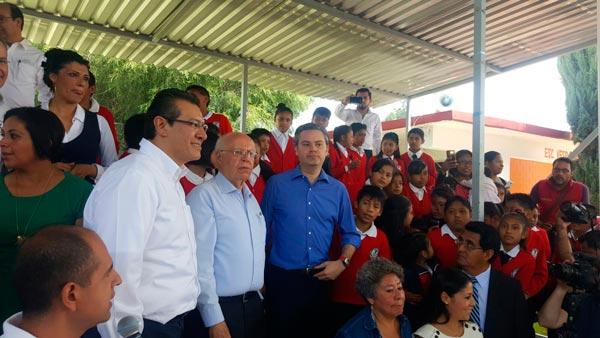 Arranca en Tlaxcala Salud en tu Escuela