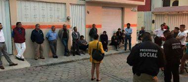 Vecinos y autoridades de La Joya acuerdan reforzar la seguridad