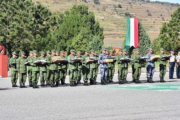 Fomenta Sedena sentido de identidad y pertenencia del Ejército Mexicano