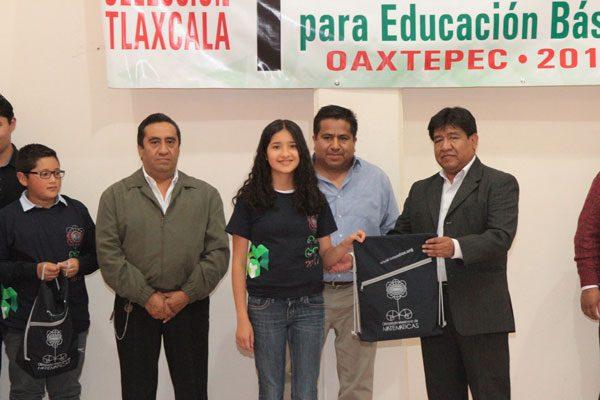 Participan alumnos tlaxcaltecas  en Olimpiada de Matemáticas