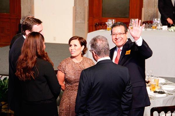 Peña Nieto y Angela Merkel firman acuerdo México-Alemania
