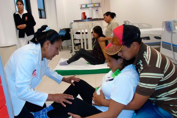 Parto humanizado, alternativa para tlaxcaltecas embarazadas
