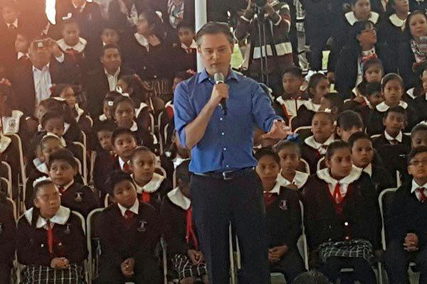 PRI, listo para la carrera presidencial — Aurelio Nuño
