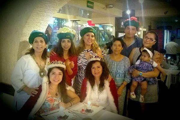 Festejan a Margarita Mena y Margarita Hernández