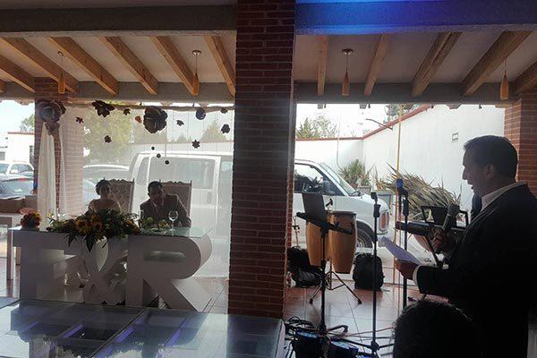 Se casan Fernanda Virriel y Ricardo Arredondo