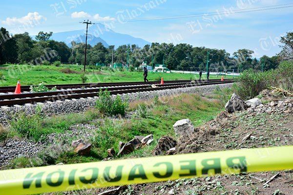 Identifican a la persona que murió arrollada por el tren