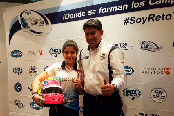 Tlaxcala será sede del National Karting Championship