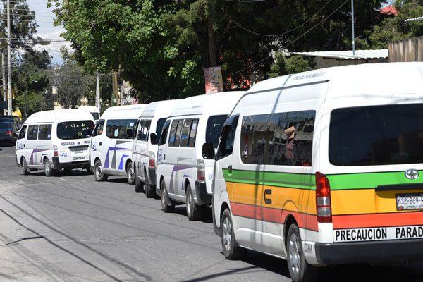 Confía Secte que liberación  de precios de la gasolina no  provoque aumento del pasaje