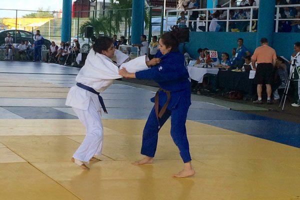 Queda fuera del podio judoka  Yamileth Linares en la Olimpiada