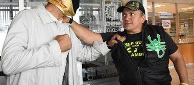 Scorpio Jr. cumple 31 años de luchador