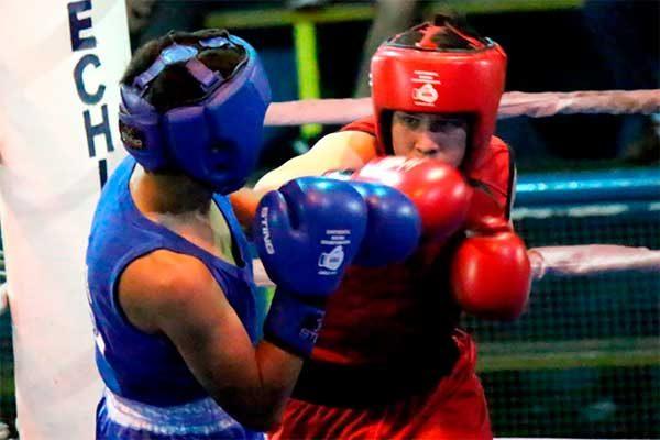 Organiza asociación torneo de boxeo de los municipios