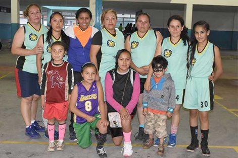 Grizzlies uno de los participantes en el torneo de basquetbol. /Everardo NAVA