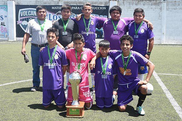 Asturias sorprende a Linces y es campeón juvenil de Zona 7