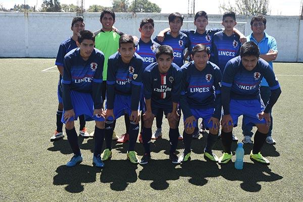 Linces, segundo lugar del torneo juvenil de Zona 7. /Everardo NAVA
