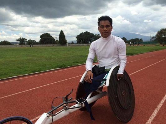 Participará Leonardo de Jesús en Mundial de Para Atletismo