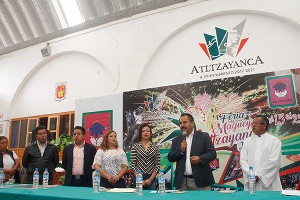 Eventos gratuitos y de calidad marcarán la Feria Altzayanca 2017