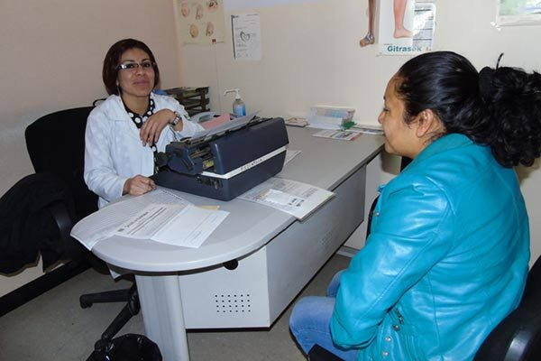 Brinda Hospital de la Mujer atención obstétrica integral