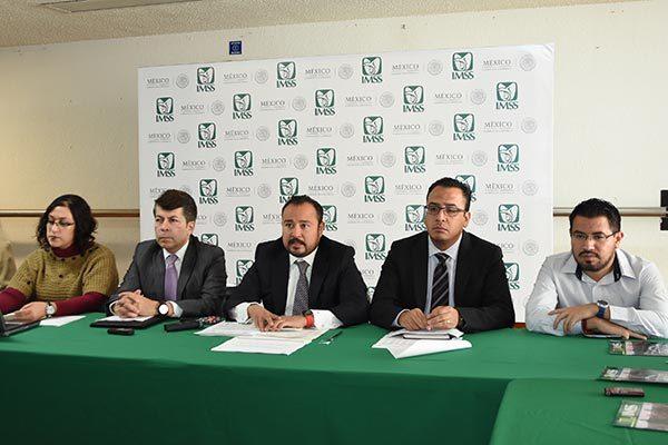 Garantiza IMSS pensiones en Tlaxcala, señala el delegado