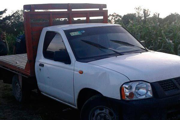 Recuperó policía de Huamantla, vehículo robado