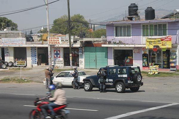 Colaborará la PF de Tlaxcala para inhibir delitos ambientales