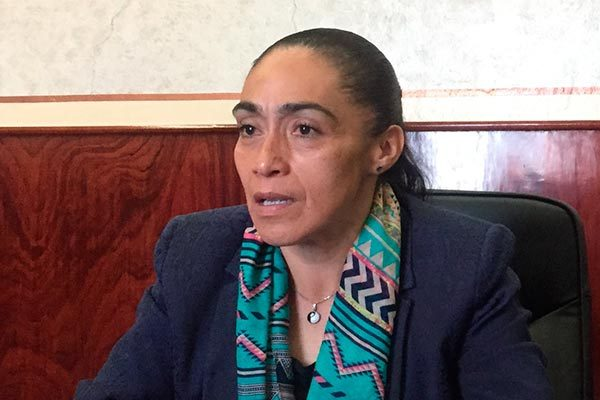 Llega Norma Sánchez a la Tesorería de Chiautempan