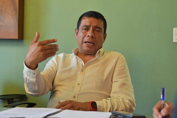 Comenzarán los trabajos de leyes secundarias del Sistema Estatal Anticorrupción: Padilla