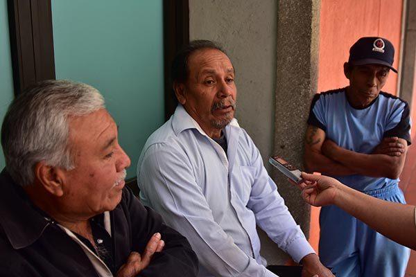 Sin avances, conciliación entre alcalde y habitantes de Tenancingo