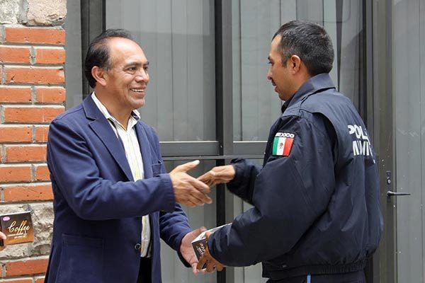 Capacitan a policías de Zacatelco en criminalística de campo