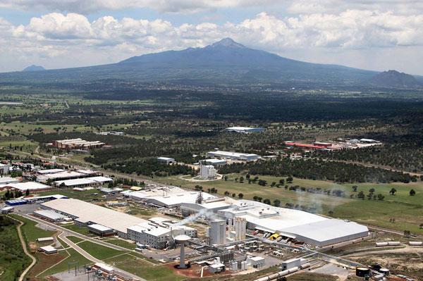 Proyectan cuarto parque industrial