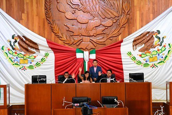 Nombra Congreso a Lizbeth González  encargada de la Contraloría del ITE