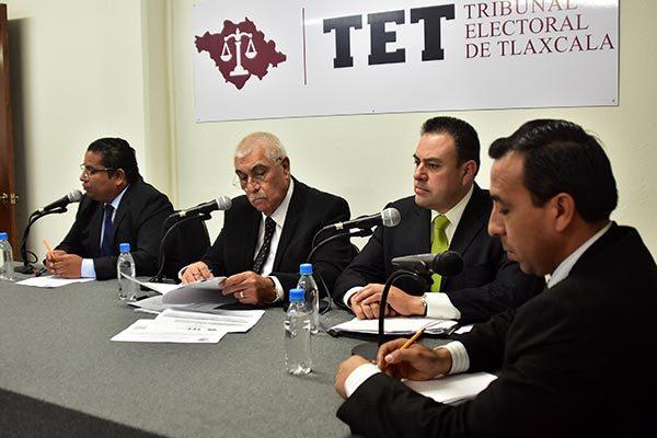 Desecha TET demanda del ITE  en contra del Gobernador y SPF