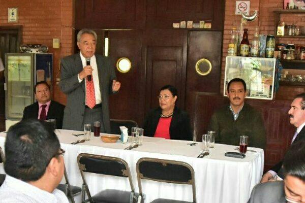Refrendan abogados de Tlaxcala su compromiso con los justiciables