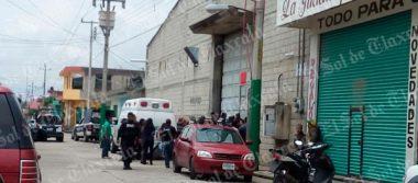 Muere albañil al caer de 15 metros de altura en Ixcotla, en Chiautempan