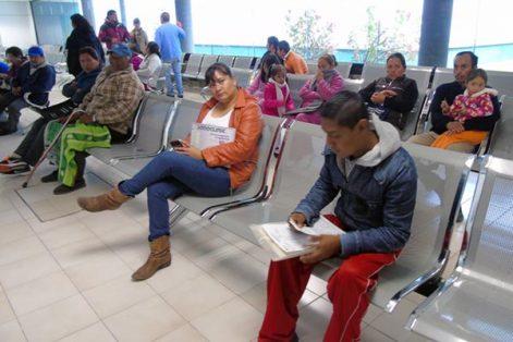 La mayoría de los servicios son gratuitos para la población, ya que son cubiertos por el Seguro Popular. / EL SOL DE TLAXCALA