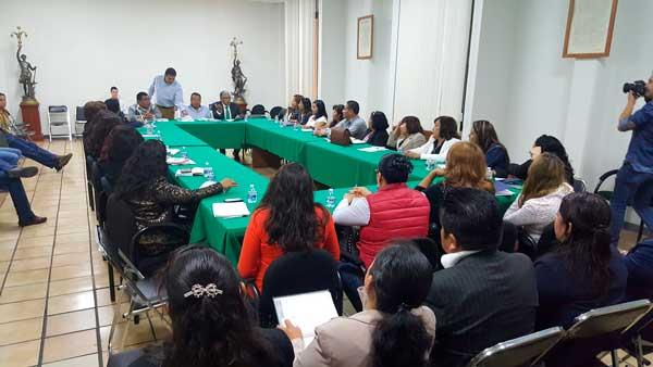 Propondrán iniciativa para que alcaldes respeten la función revisora de síndicos