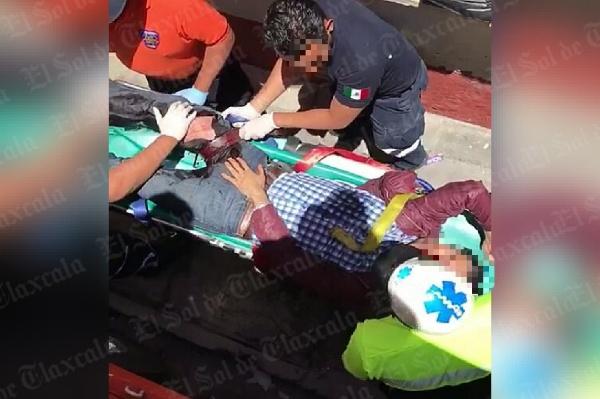 Con el reporte de seis lesionados concluye la tradicional Huamantlada