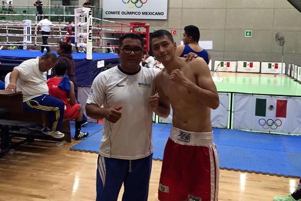 Tlaxcalteca Alam Yael de la Luz, campeón del Festival Olímpico