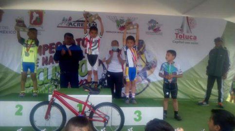 Alessandro, primer lugar en la categoría siete años
