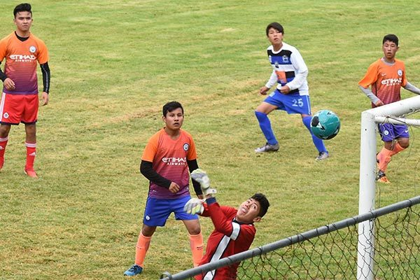 Saga Juniors, campeón de torneo Municipal