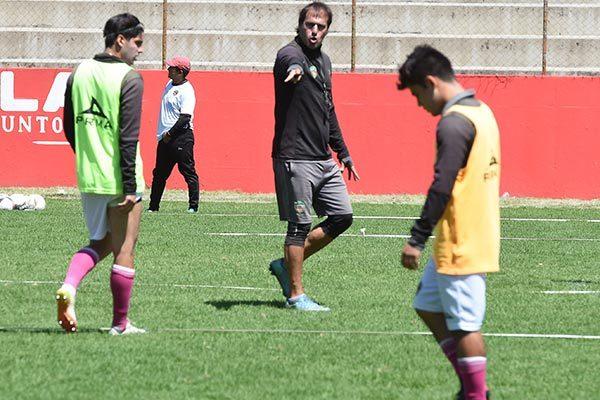 Confía Silvio Rudman en la base de Coyotes y refuerzos jóvenes para ser protagonistas en Serie B