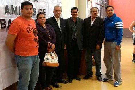 Tetla fue sede de la XV Copa Amigos de basquetbol. /Everardo NAVA