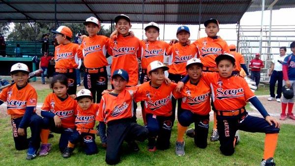 Castores Saga campeón de grupo en Apizaco
