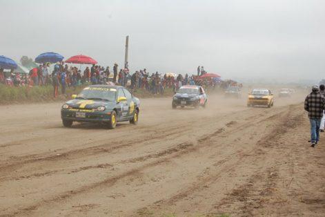 La categoría pony fue la categoría que dio inicio a la 47 edición de la Carrera de carcachas en Huamantla. / Fabiola VÁZQUEZ